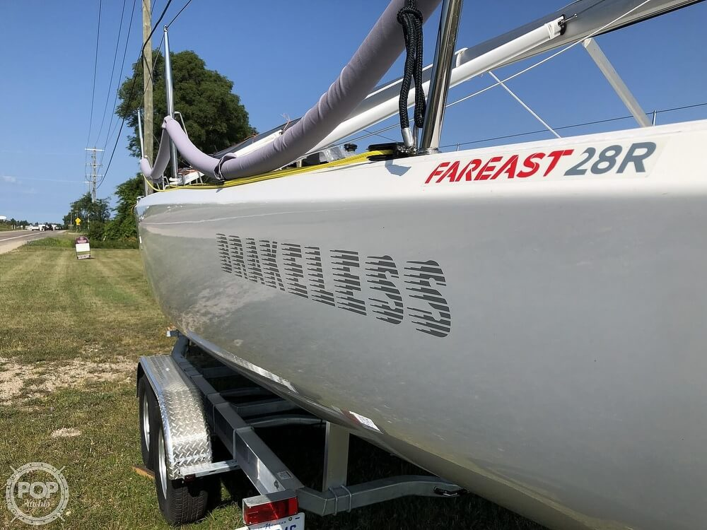 2018 Far East boat for sale, model of the boat is 28R & Image # 37 of 41