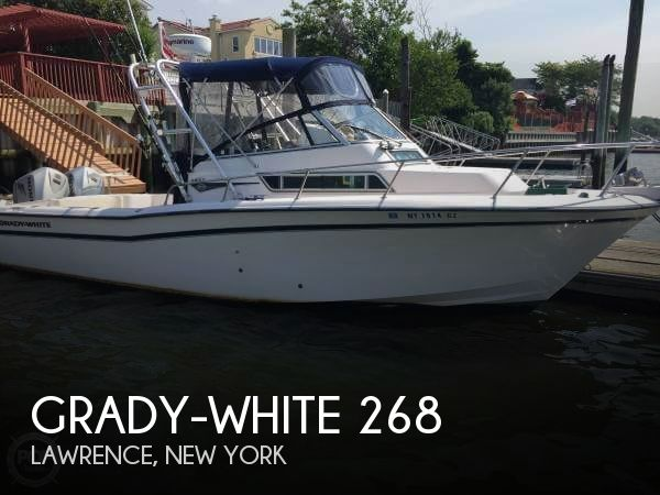 Used Grady-White 26 Boats For Sale by owner | 2000 Grady-White 268