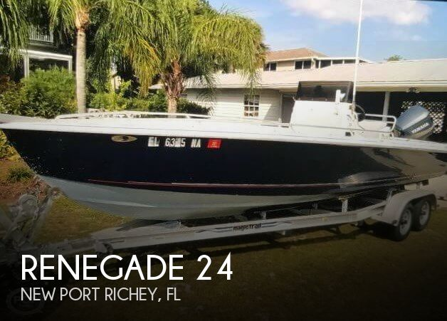 Used Renegade Boats For Sale by owner | 1990 Renegade 24
