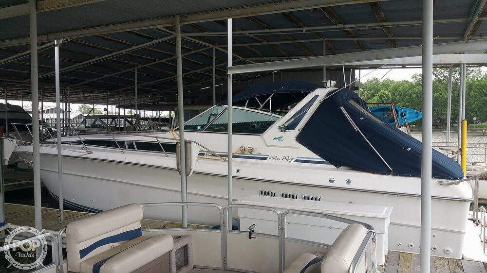 1988 Sea Ray boat for sale, model of the boat is 390 Express & Image # 14 of 41
