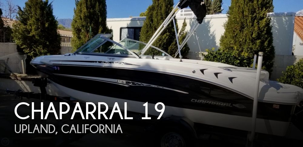 Used Chaparral 19 Boats For Sale by owner | 2012 Chaparral 19