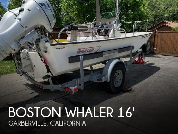 Used Power boats For Sale by owner | 1979 Boston Whaler 16