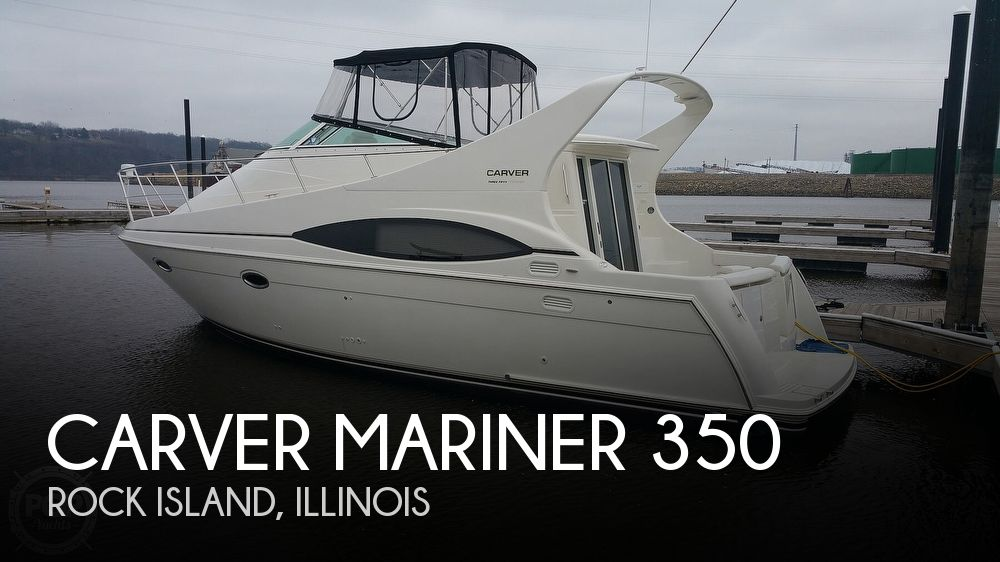 Used Carver 35 Boats For Sale by owner | 2004 Carver Mariner 350