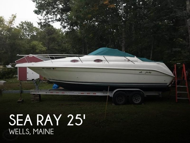 Used Boats For Sale by owner | 1997 Sea Ray 25