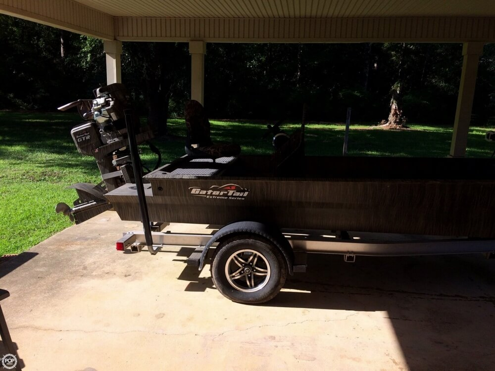 2017 Gator Tail boat for sale, model of the boat is GTB 1848 Tall Transom & Image # 9 of 23