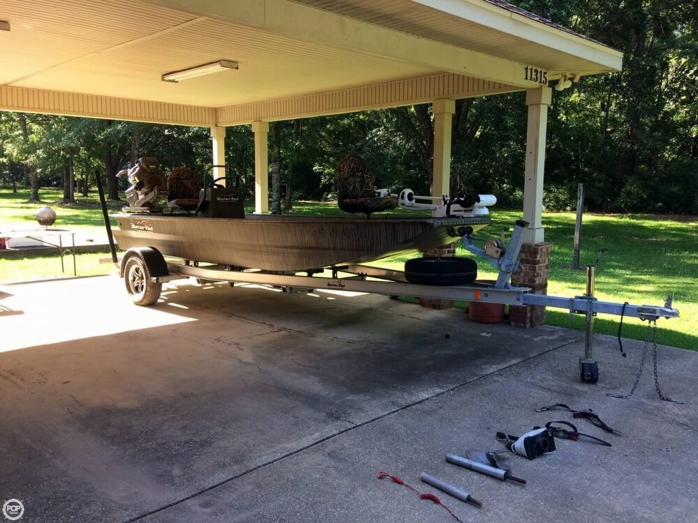 2017 Gator Tail boat for sale, model of the boat is GTB 1848 Tall Transom & Image # 12 of 23
