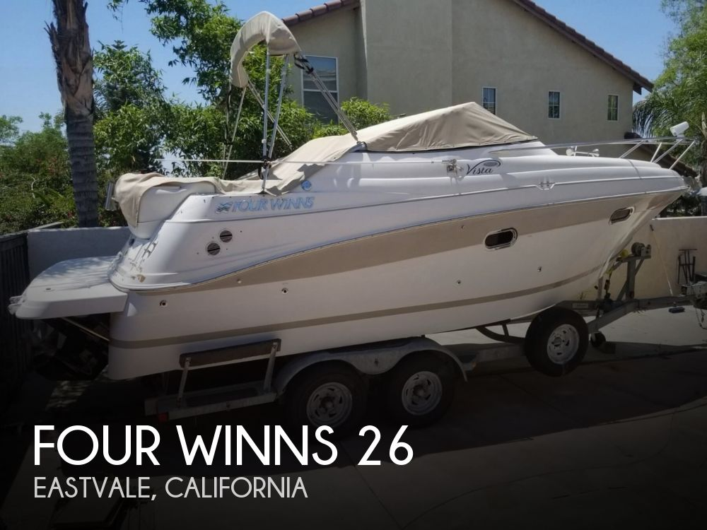 Used Four Winns 26 Boats For Sale by owner | 2005 Four Winns 26