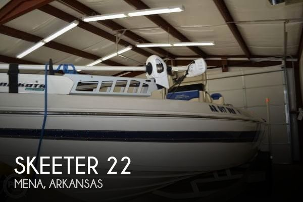 Used Boats For Sale in Fort Smith, Arkansas by owner | 2013 Skeeter 22