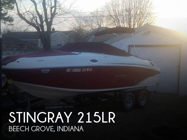 Used Boats For Sale in Indianapolis, Indiana by owner | 2015 Stingray 21
