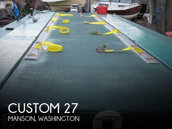 Used Custom Boats For Sale in Washington by owner | 2011 Custom 27