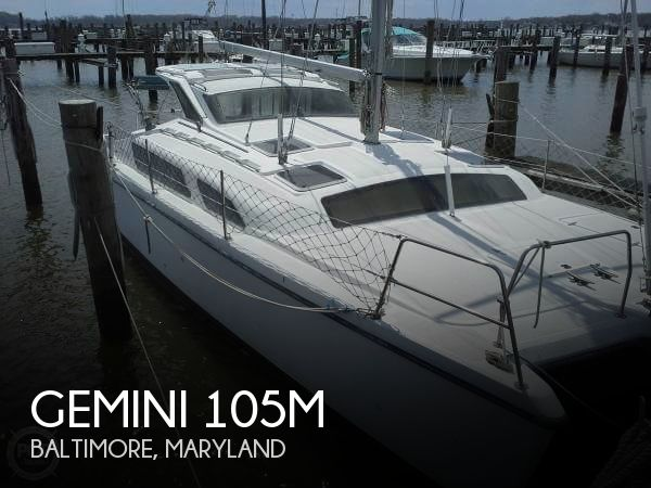 Used Boats For Sale in Lancaster, Pennsylvania by owner | 2000 Gemini 33