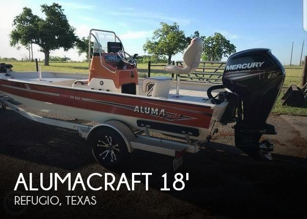 Used Alumacraft Boats For Sale by owner | 2017 Alumacraft 18