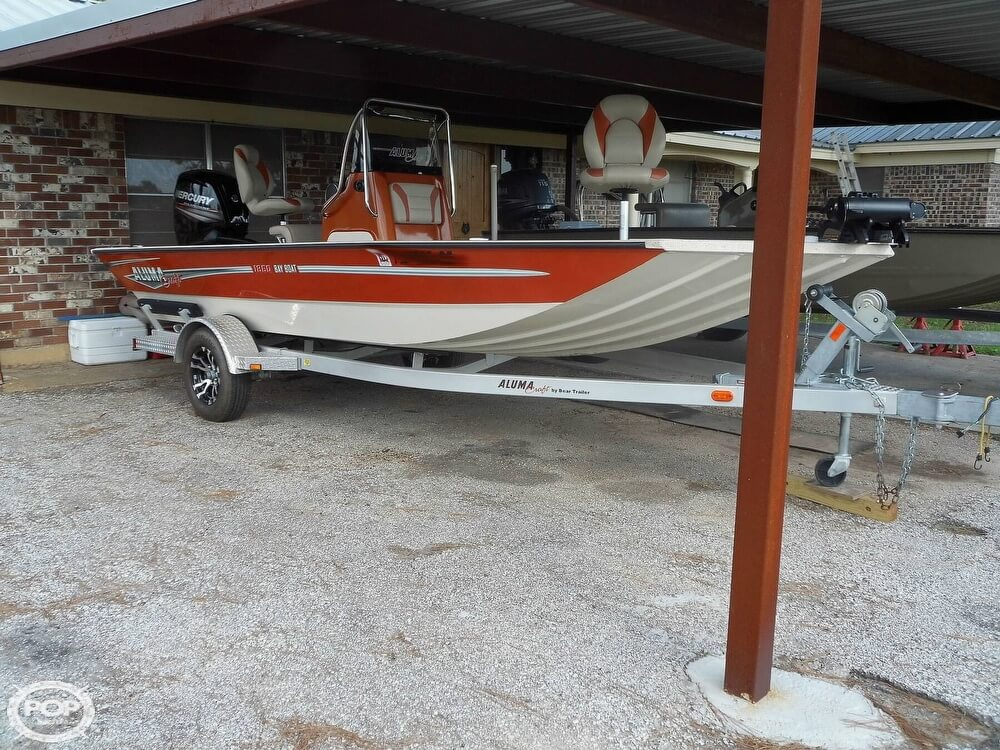 2017 Alumacraft 1860 Bay Boat - #$LI_INDEX