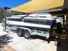 1983 Fountain 33 Sport Boat - #4