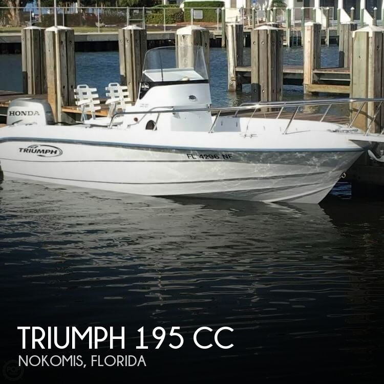 Used Triumph Boats For Sale by owner | 2006 Triumph 20