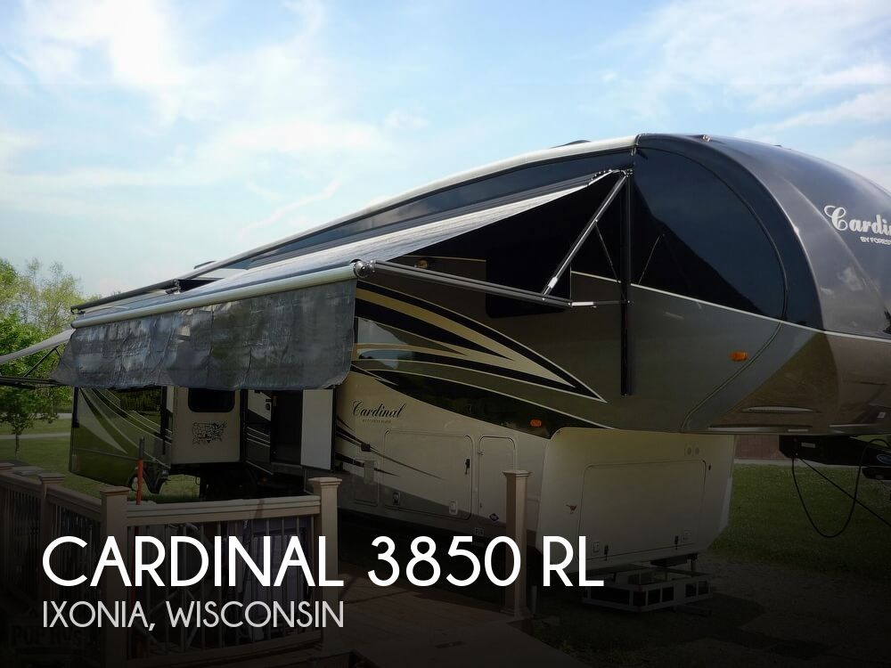 2016 Forest River Cardinal 3850 RL