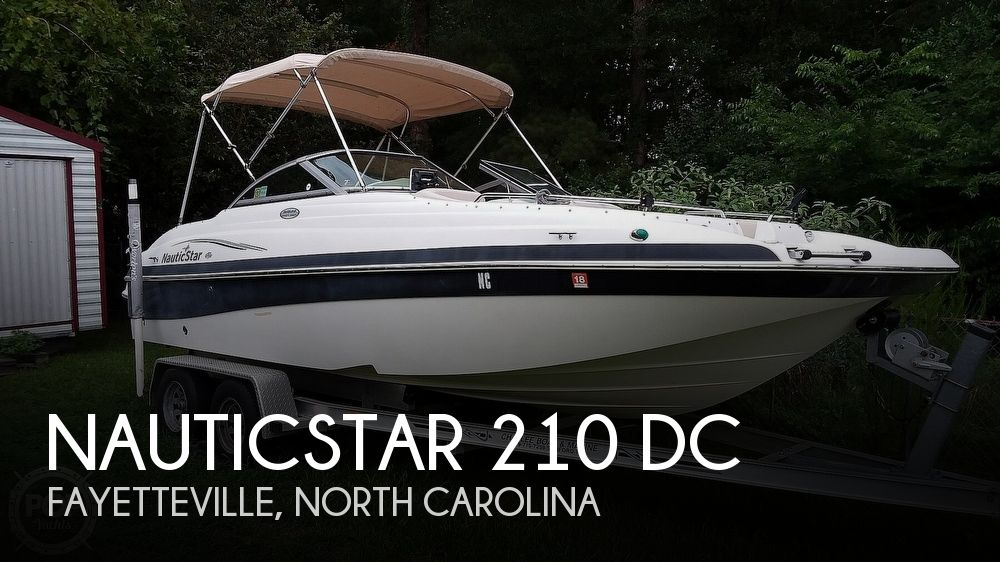 2006 NAUTIC STAR 210 DC for sale