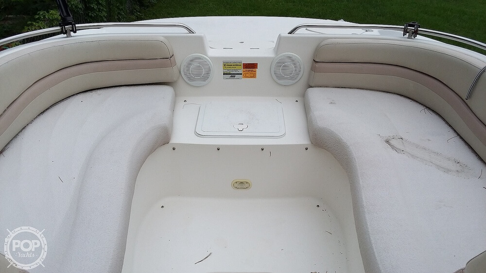 2006 Nautic Star boat for sale, model of the boat is 210 DC & Image # 11 of 41