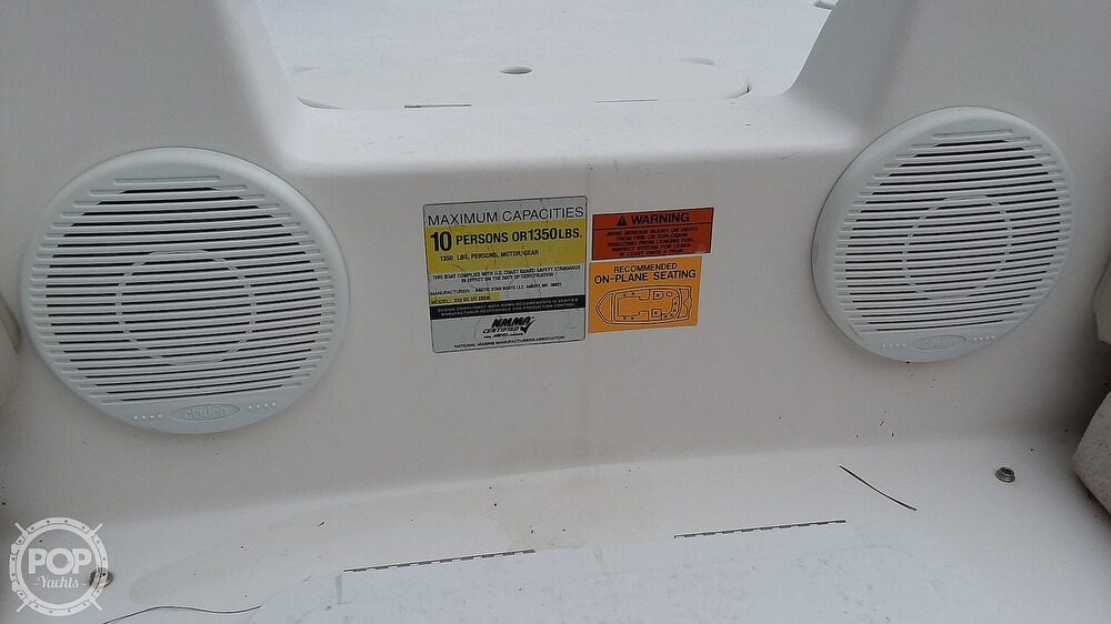 2006 Nautic Star boat for sale, model of the boat is 210 DC & Image # 16 of 41