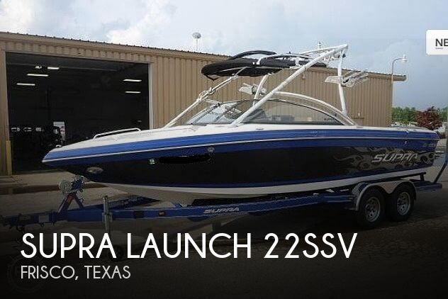 Used SUPRA Boats For Sale by owner   2007 Supra 22