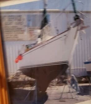 1977 Bristol boat for sale, model of the boat is 32 & Image # 2 of 40