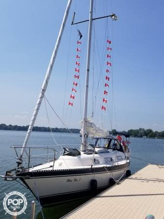 Hughes 31, 31', for sale - $16,750
