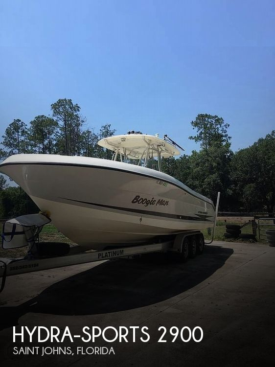 Used Hydra-Sports Boats For Sale by owner   2006 Hydra-Sports 2900