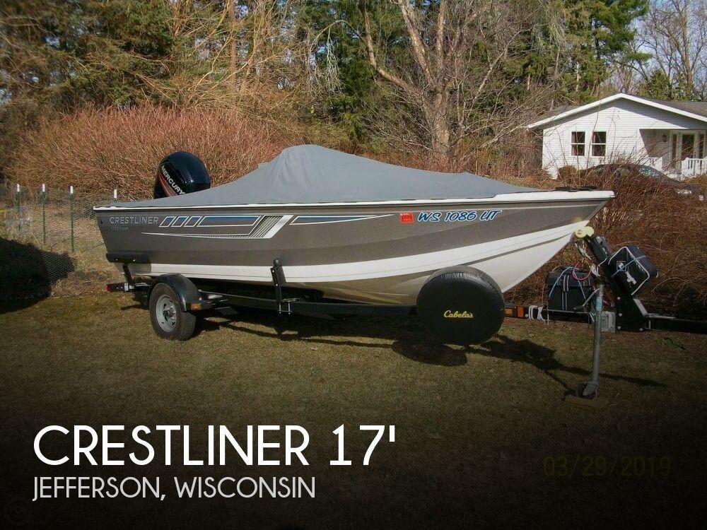 Used Crestliner Boats For Sale by owner   2016 Crestliner 17