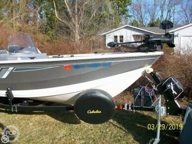 Crestliner 1700 Vision, 17', for sale - $28,900