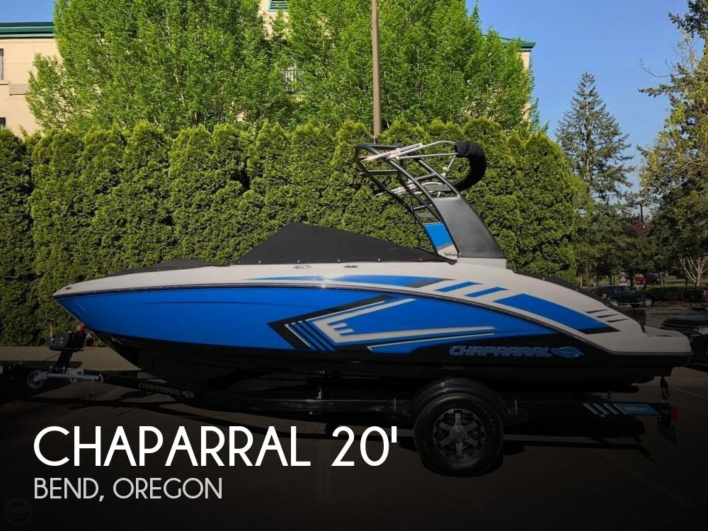 Used Chaparral 20 Boats For Sale by owner | 2018 Chaparral 20