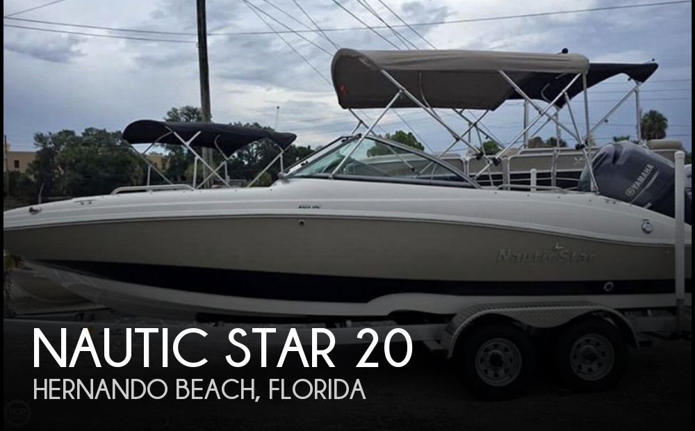 Used Nautic Star 20 Boats For Sale by owner | 2014 Nautic Star 20