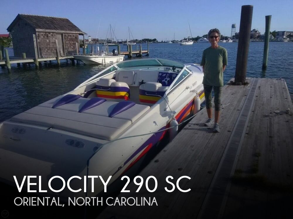 Used Velocity Boats For Sale by owner | 2005 Velocity 29