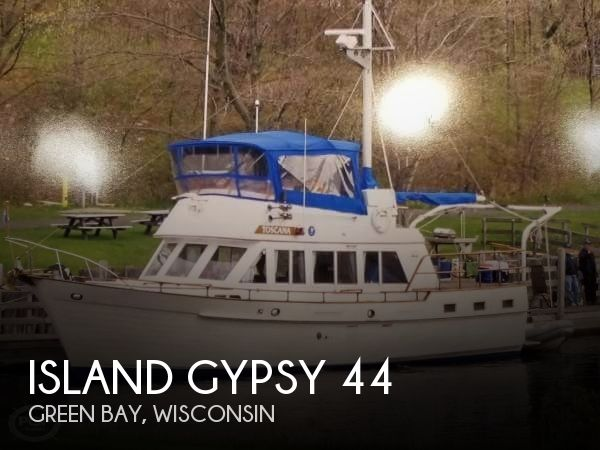 Used Island Gypsy Boats For Sale by owner | 1981 Island Gypsy 44