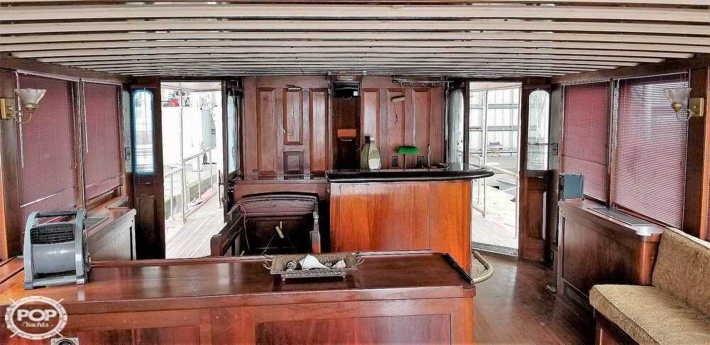 1929 Custom Built Commuter Yacht boat for sale, model of the boat is 73 & Image # 6 of 40