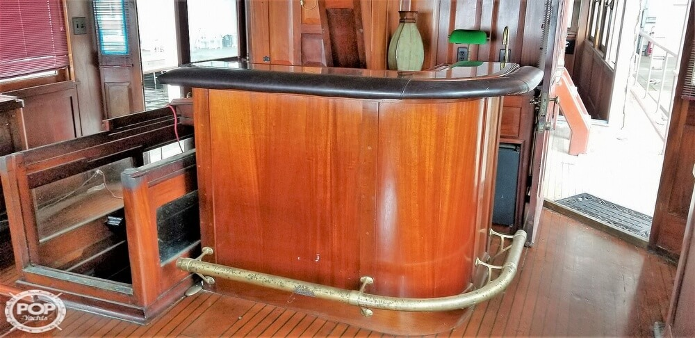 1929 Custom Built Commuter Yacht boat for sale, model of the boat is 73 & Image # 7 of 40