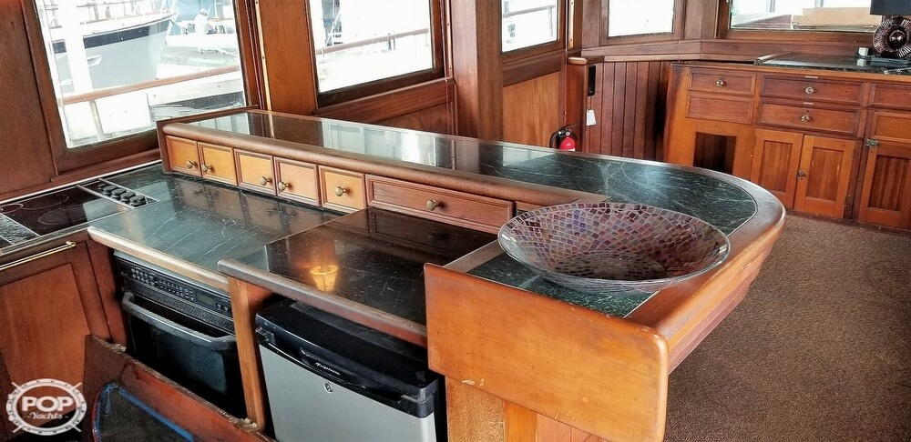 1929 Custom Built Commuter Yacht boat for sale, model of the boat is 73 & Image # 10 of 40