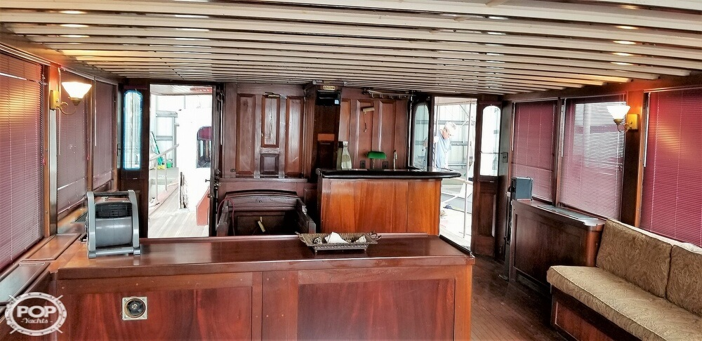1929 Custom Built Commuter Yacht boat for sale, model of the boat is 73 & Image # 22 of 40