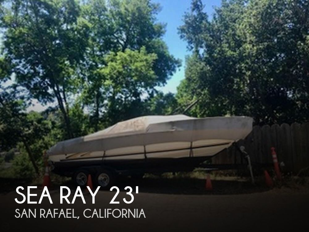 Used Sea Ray 23 Boats For Sale by owner | 2001 Sea Ray 23