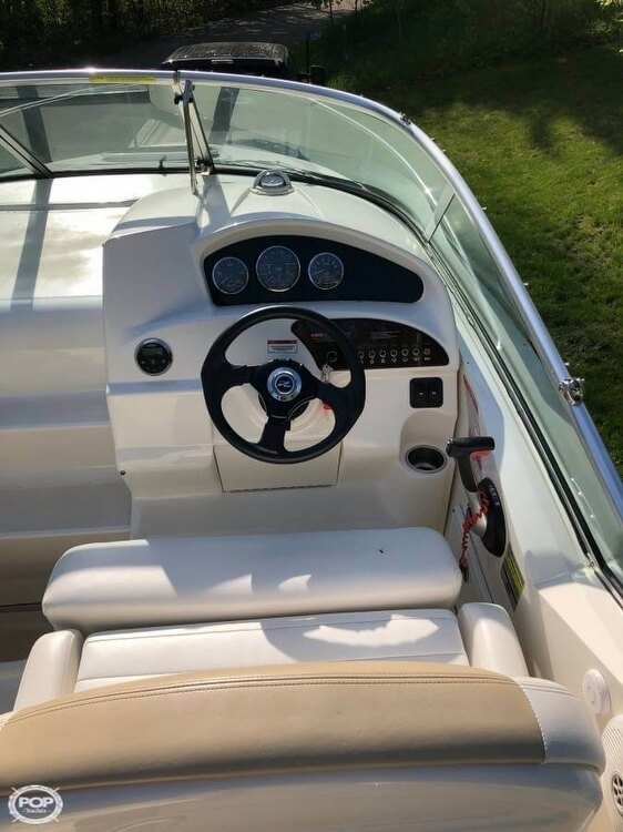2008 Sea Ray boat for sale, model of the boat is 240 Sundancer & Image # 6 of 20