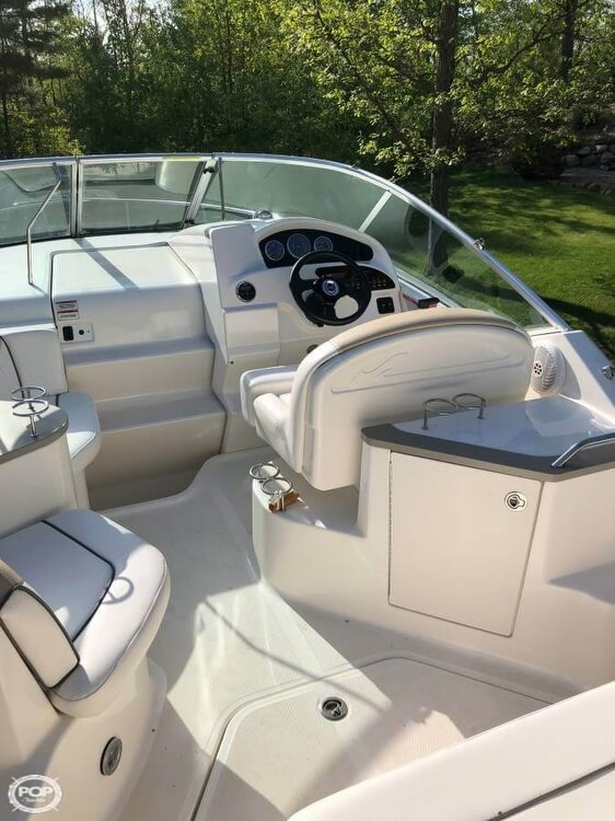 2008 Sea Ray boat for sale, model of the boat is 240 Sundancer & Image # 9 of 20
