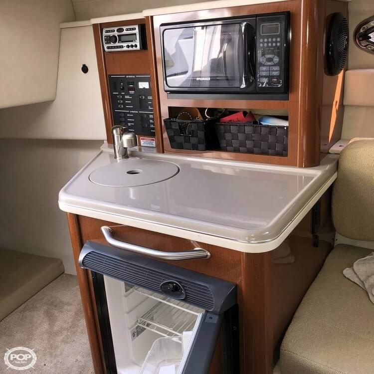 2008 Sea Ray boat for sale, model of the boat is 240 Sundancer & Image # 14 of 20