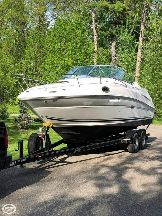 2008 Sea Ray boat for sale, model of the boat is 240 Sundancer & Image # 3 of 20