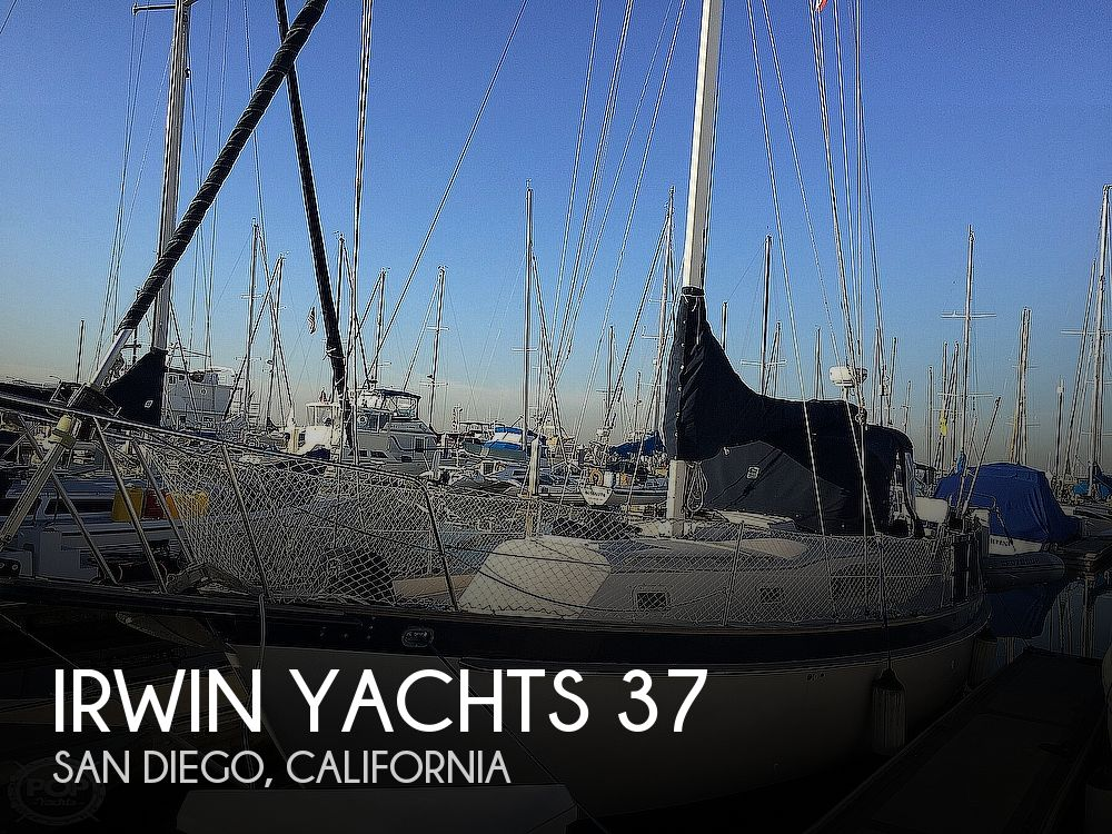 Used Irwin Boats For Sale by owner | 1980 Irwin Yachts 37