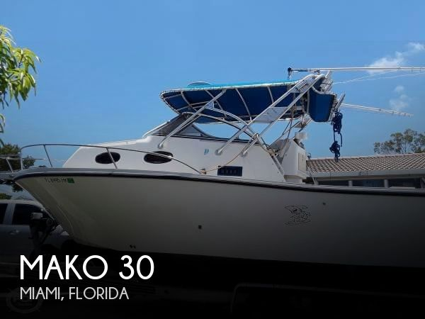 Used MAKO Boats For Sale by owner   1994 Mako 30