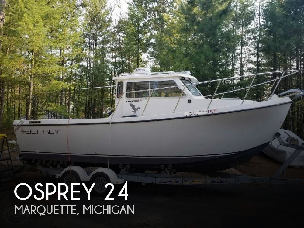Used Osprey Boats For Sale by owner | 2004 Osprey 24