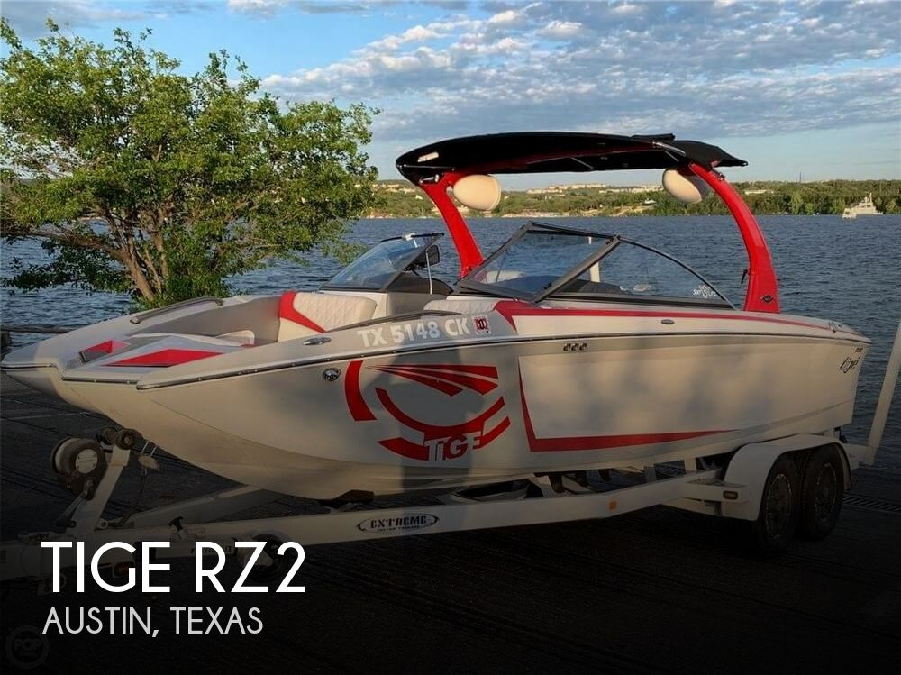 Used Boats For Sale in Austin, Texas by owner | 2014 Tige 22