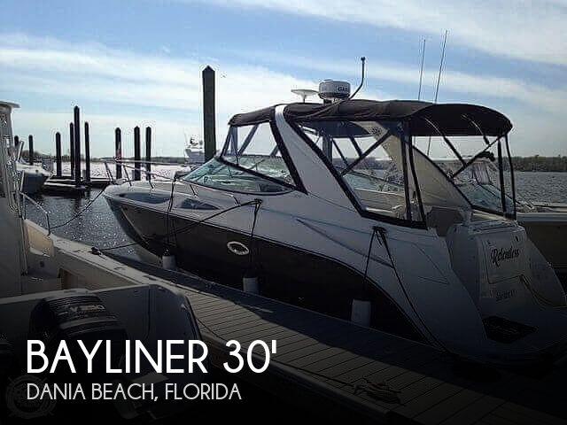 Used Bayliner 30 Boats For Sale by owner | 2008 Bayliner 30