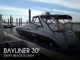 2008 Bayliner 30