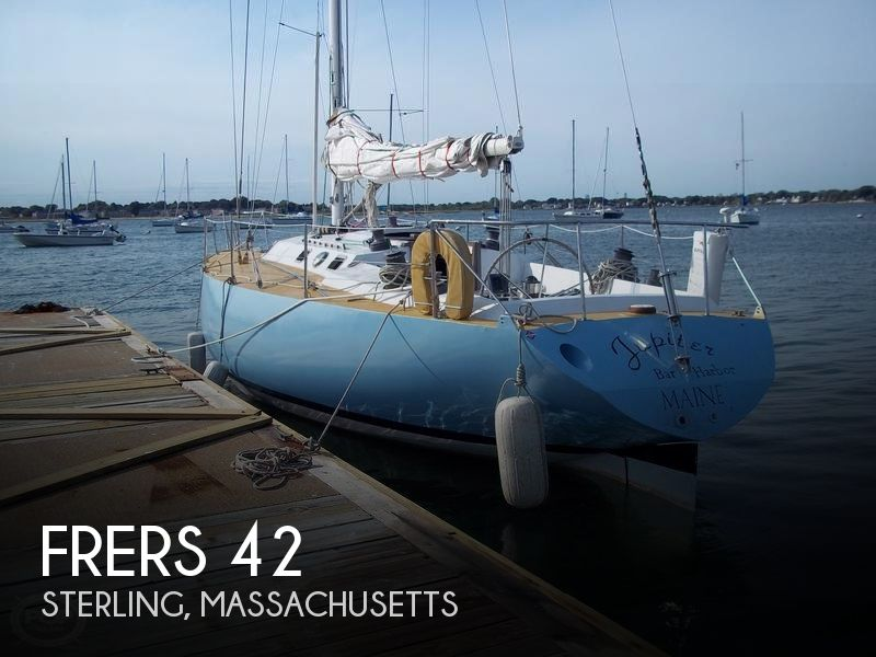 Used Frers Boats For Sale by owner | 1977 Frers 42