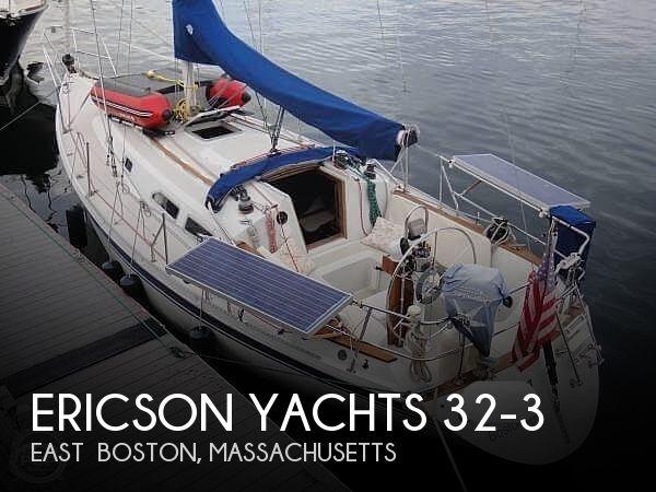 1986 Ericson Yachts 32-3